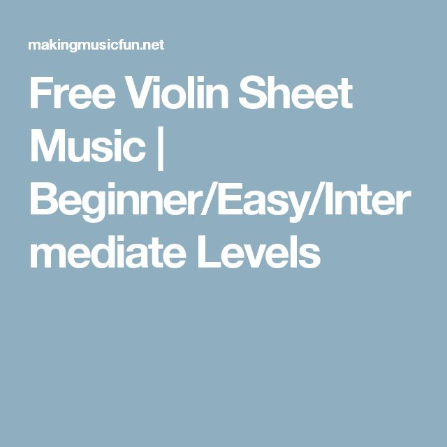 Beethoven 5th Symphony Piano Duet Sheet Music: Best 25+ Violin Sheet Music Ideas On Pinterest