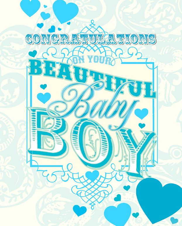 7 best New Baby cards images on Pinterest Baby cards, Lettering