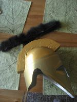 See all the Spartan Hoplite Costume articles here!    This year I'm re-vamping my old 300 costume and making it better and shinier! First o...
