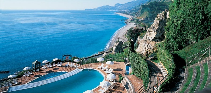 Taormina, Italy - LOVED this place!  breathtaking!