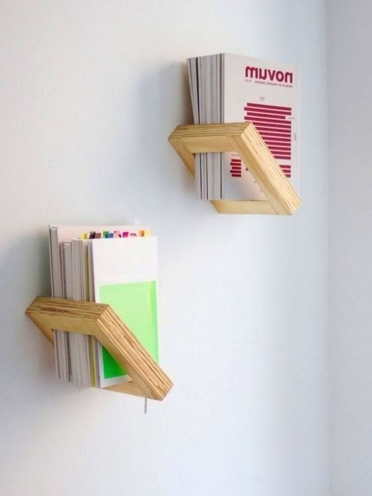 Creative Bookshelf Ideas That Will Beautify Your Home 00036