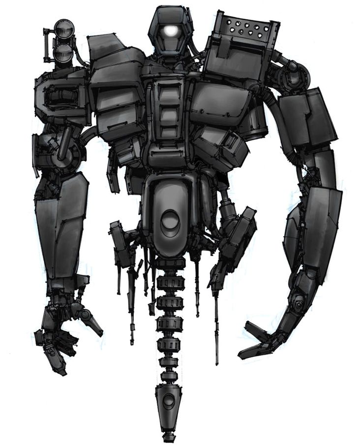 Borderlands 2 Mechromancer S Deathtrap Concept Drawing