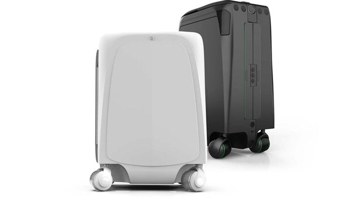 ForwardX's CX-1: Wherever You Go, The Suitcase Will Follow