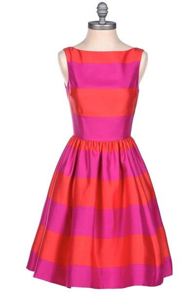 Love love love all things Kate Spade. Now I just need somewhere to wear this....any ideas?