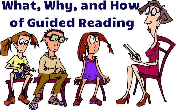 Great post and infographic addressing the what, why, and how of guided reading instruction.