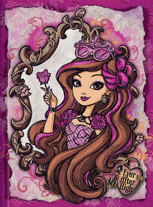 ever after high and briar beauty image