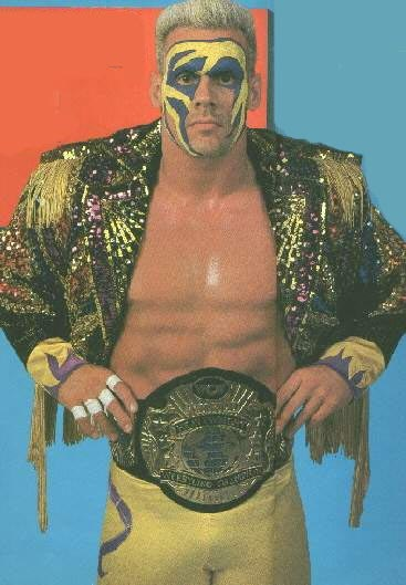 WCW World Champion Sting