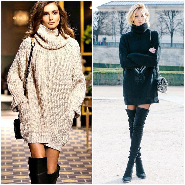 Znalezione obrazy dla zapytania sukienki zimowe
