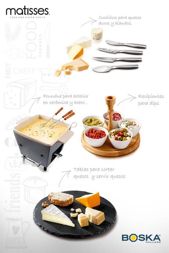 Boska llegará a Matisses en Julio con más de 50 referencias de complementos para disfrutar y explorar el queso.