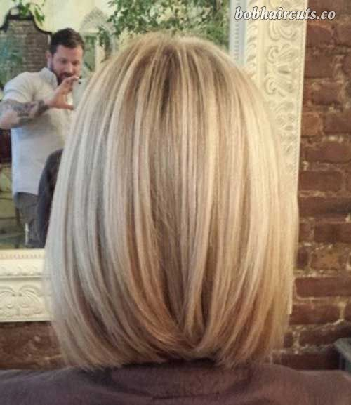 Extrêmement 140 best Long Bob Hairstyles images on Pinterest | Long bobs, Long  WY65