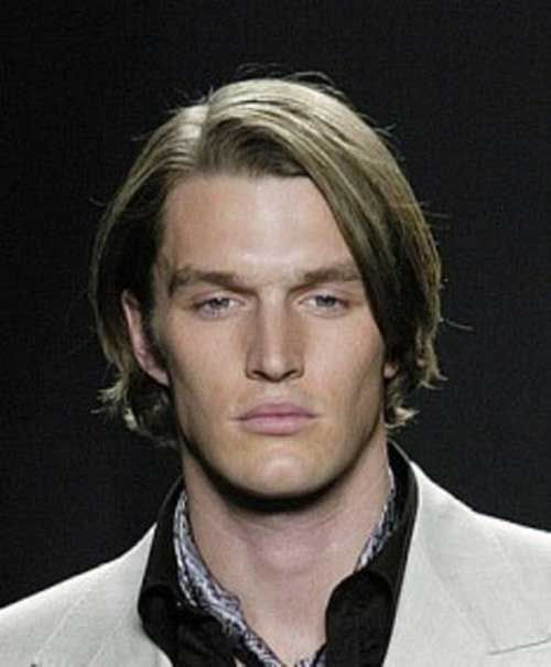 Mens Long Hairstyles For Straight Fine Hair Idea Long Hairstyles