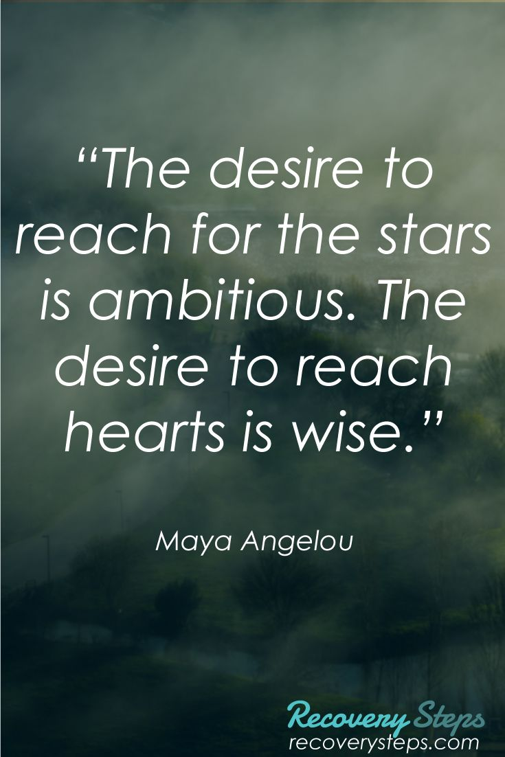 "Inspirational Quotes""The desire to reach for the stars is"
