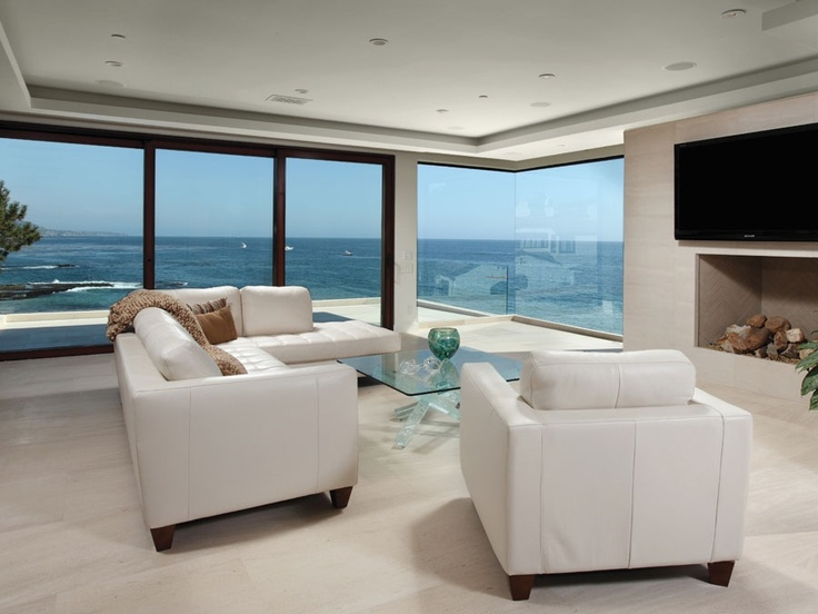 160 best Living Rooms images on Pinterest | Architecture, Sunken ...