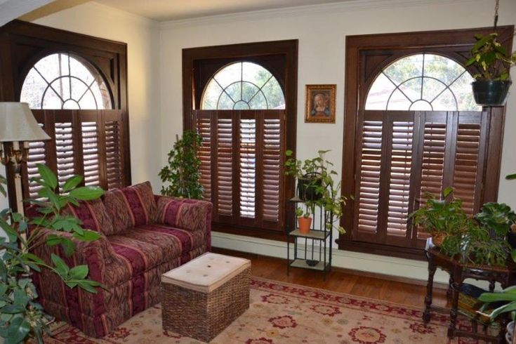 19 Best Plantation Shutters Images On Pinterest Indoor Shutters Blinds And Sunroom Blinds