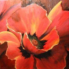 картины маслом на холсте цветы маки: 21 тыс изображений найдено в…