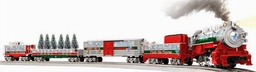 The Train Stops Here!: Lionel North Pole Express & other festive Christmas themed ideas for your model train layout!