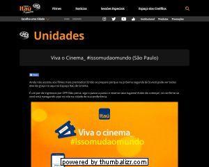 [OscarNoCinema]Par de Ingresso Grátis - Itau Cinema SP - Só 06/03/2017