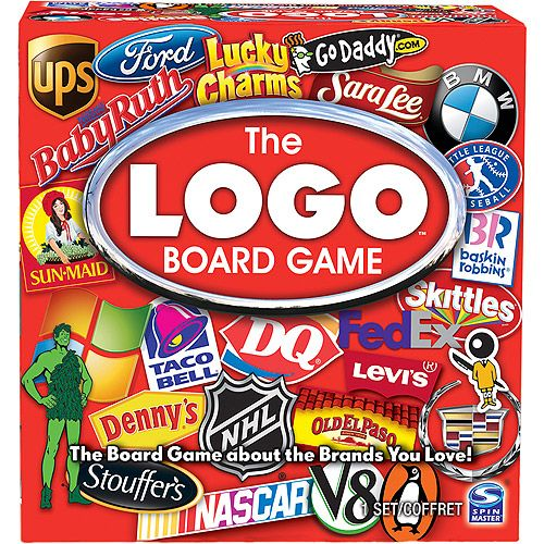 Logo Board Game. My mom got this for my boyfriend for Christmas...huge hit!