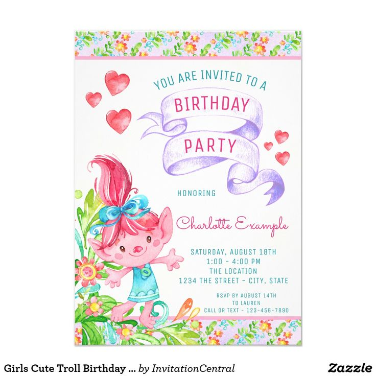 52 best 15th Birthday Party Invitations images on Pinterest | 15 ...