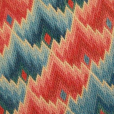 Bargello Medly: Eileen Wright and her students – embellished with a little…