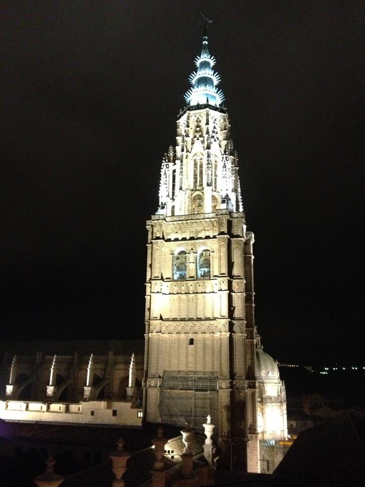 Torre de la Catedral...