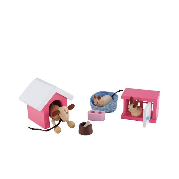 Early Learning Centre Elc Rosebud Perfect Pets | eBay