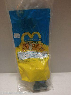 (TAS010430) - 1992 McDonald's Happy Meal Dino-Motion Dinosaurs - Earl Sinclair