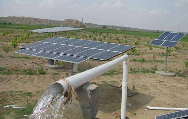 Solar power to support Pakistan's agriculture growth backed by banks, USAID