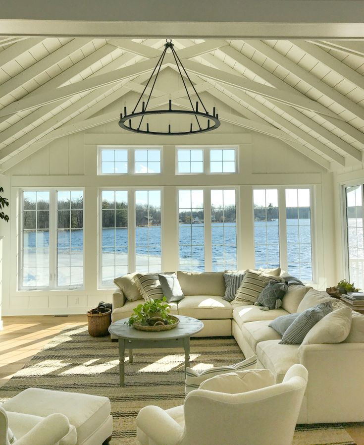Lake House Living Room Decor: 1368 Best The Lily Pad Cottage Images On Pinterest
