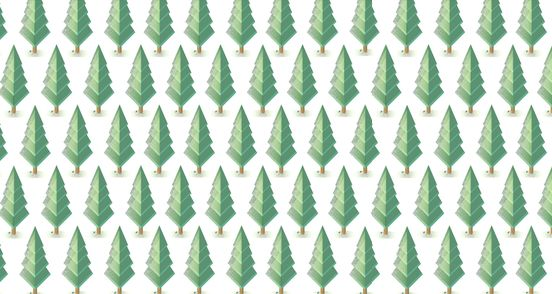 #forest #pattern