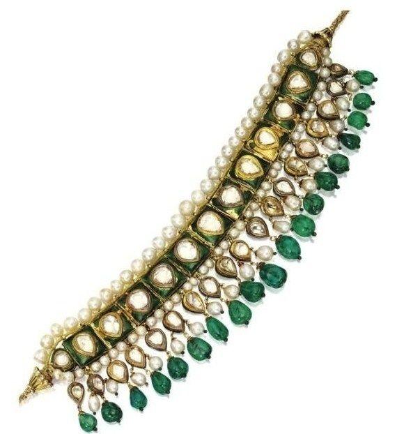 hyderabadi jewellery | Hyderabadi fashion: Tusshe - Hyderabadi traditional…