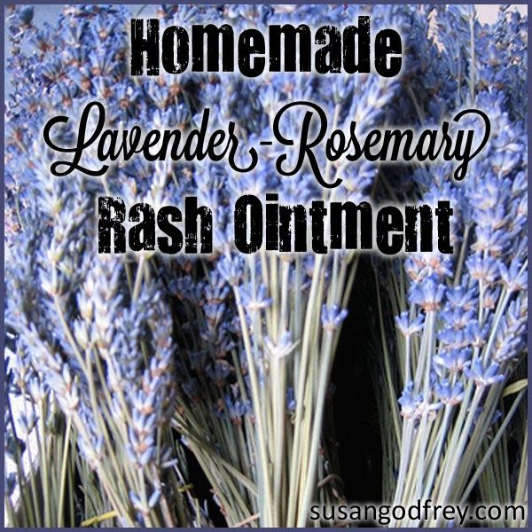 Homestead Survival: Homemade Lavender Rosemary Rash Ointment Recipe: Home Remedies, Lavender Rosemary Rash, Homemade Lavender, Essential Oil, Gifts Ideas, Coconut Oil, Blue Rose, Rash Ointment, Homesteads Survival