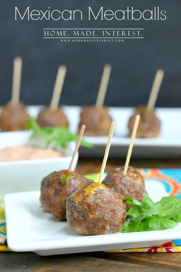 These spicy meatballs are made with cheddar cheese and jalapenos. A great low carb appetizer recipe, perfect for Cinco de Mayo...but good any time!