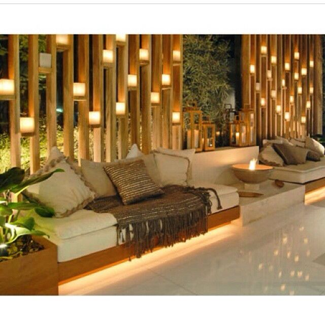 1000 ideas about patios decorados on pinterest las for Patios decorados