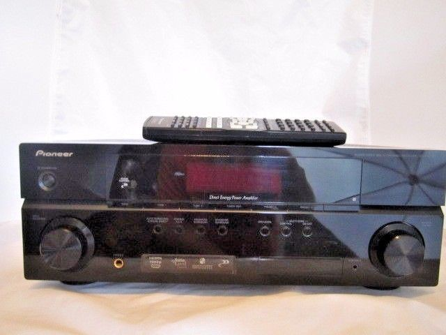 Pioneer Audio/Video Multi-Channel Receiver VSX519-V-K 5.1 Channel Amplifier DTS #Pioneer