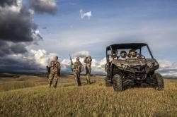 New ATV, Side-By-Side Vehicles Boast Power, Comfort For Hunting, Work, Recreation on http://www.deeranddeerhunting.com