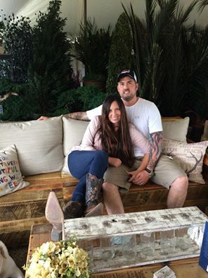 Marcus Luttrell shares....   ''Mel & I are hanging out in Round Top, TX today supporting military wife Treasure Fleming TFHF @ Chelsea's Meadow ''