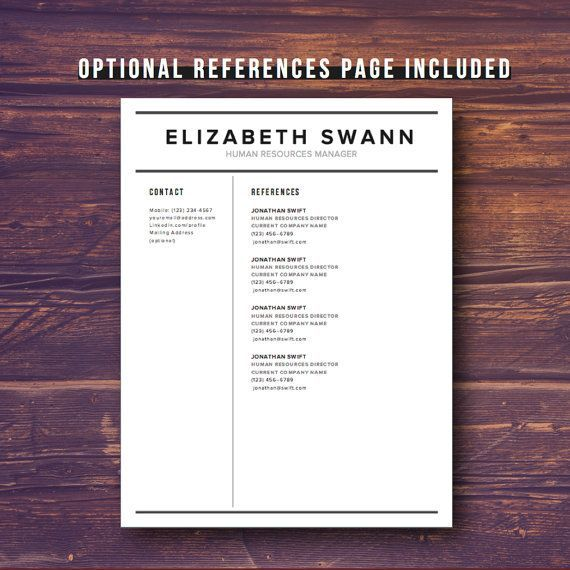 The 25 best word doc ideas on pinterest letter template word professional resume template swann filled with resume writing tips this 4 in 1 resume template set is designed to help you land your dream job faster yelopaper Images