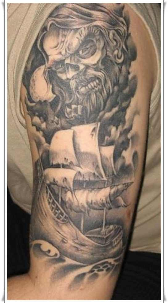 viking warrior tattoo designs