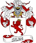 De Silva Spanish Coat Of Arms www.4crests.com #coatofarms #familycrest #familycrests #coatsofarms #heraldry #family #genealogy #familyreunion #names #history #medieval #codeofarms #familyshield #shield #crest #clan #badge #tattoo #crests #reunion #surname #genealogy #spain #spanish #shield #code #coat #of #arms