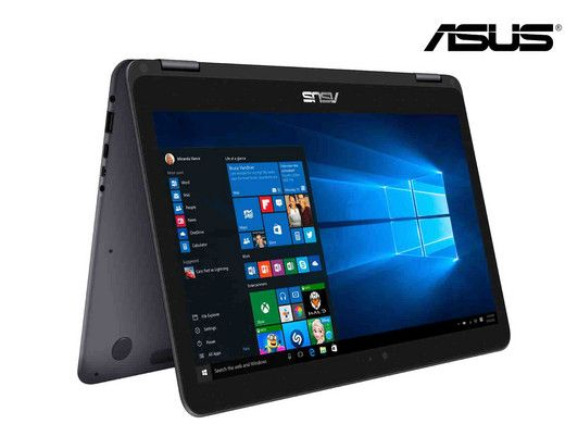 "13.3"" ZenBook Flip 2-in-1 Laptop €700. Asus 13.3"" QHD ZenBook Flip 