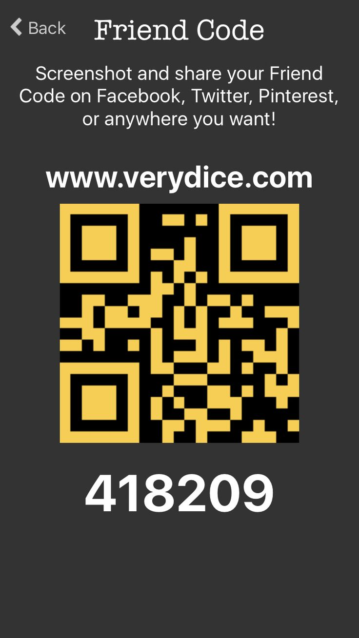 Download the Very Dice app and put in friend code 418209 when signing up for 50 free rolls. Get free items like make up brushes, diapers, wipes, toys and more just for playing on this app!
