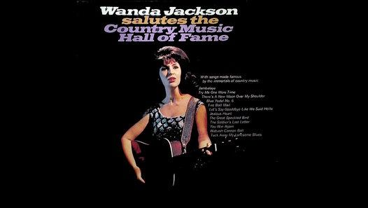 Vizionează filmul «Wanda Jackson - Salutes The Country Music Hall Of Fame - Full Album» încărcat de Herbst Stefan pe Dailymotion.