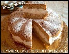 TORTA SOFFICISSIMA AL CAFFÈ CON CREMA DI LATTE E GOCCE DI CIOCCOLATO (RICETTA CON E SENZA BIMBY)