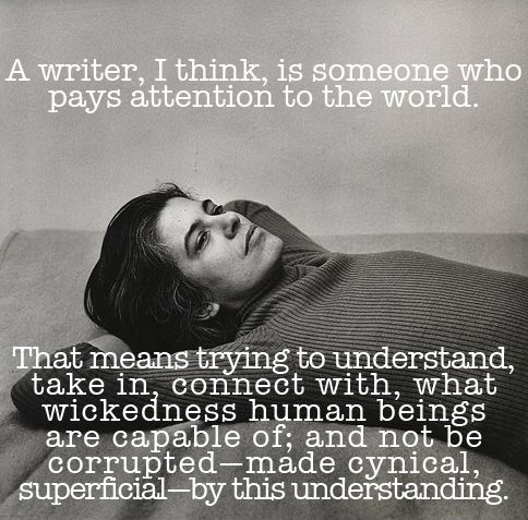 explore-blog:  Susan Sontag on literature and freedom – superb read.