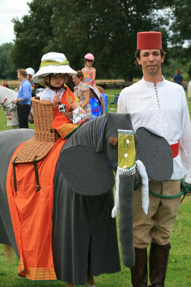 Runaround Horse Costume for Fancy Dress SR |Horse Fancy Dress Costumes