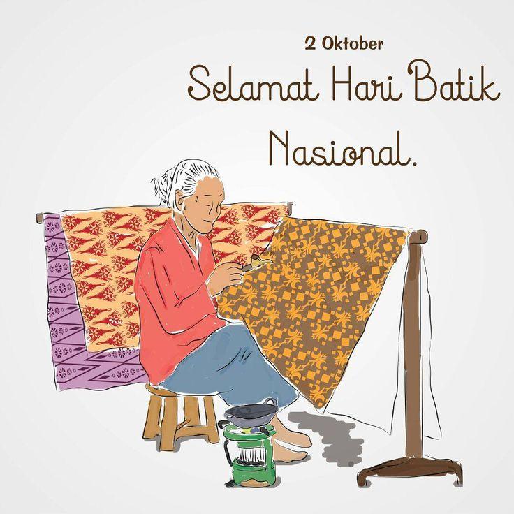 © 2016 – Client: @hijabootdindo on Instagram | Memperingati Hari Batik Nasional.