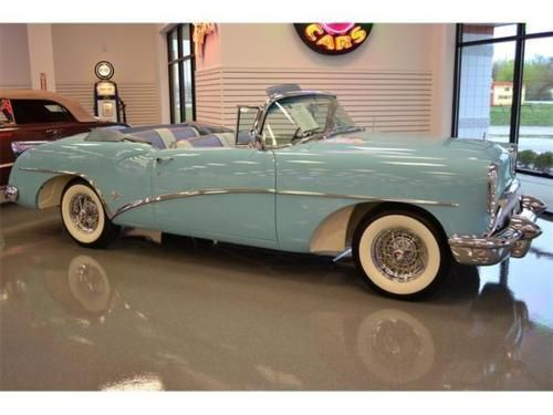 1954 Buick Skylark....Re-pin brought to you by agents of #carinsurance at #houseofinsurance in Eugene, Oregon