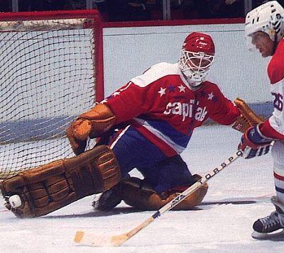 Pat Riggin NHL Goaltender