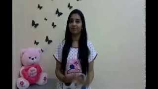Dear Emoz,  Here D s talkng abt her first tatoo experience,so do take look and if u like d video pls give us a thumbs up.. :)